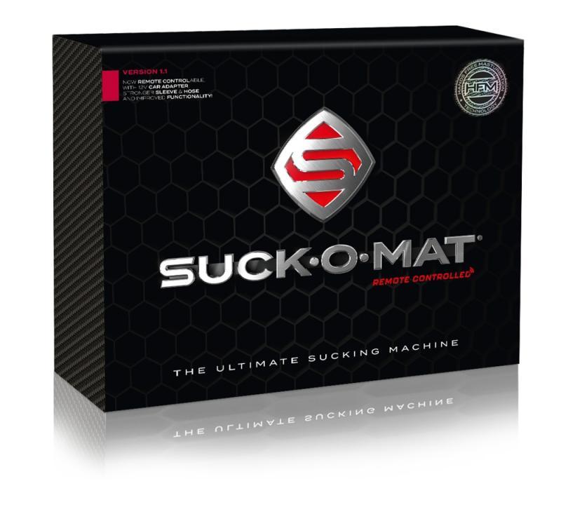 Køb Suck-O-Mat Fjernbetjent Blowjob Maskine