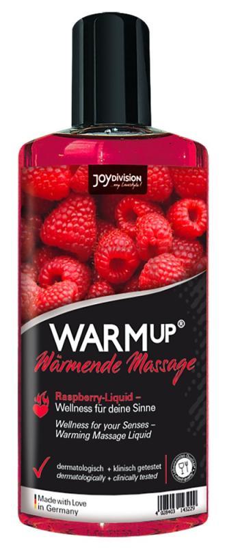 Køb Joydivision WARMup Varmende Massageolie med Smag 150 ml