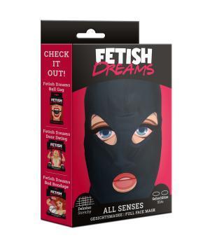 Køb FETISH DREAMS MASKE ALL SENSES